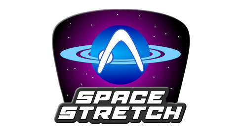 Get Space Stretch For Your iPad!