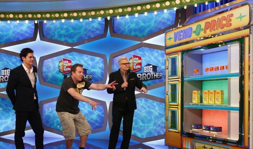 Big Brother champ on The Price is Right