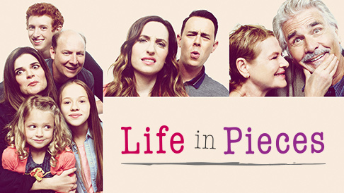 Life in Pieces 3x10 Espa&ntildeol Disponible