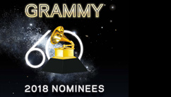 The 2018 GRAMMY® Nominations Album