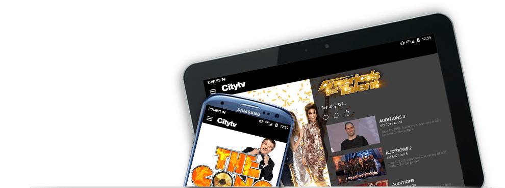 Citytv App for Android