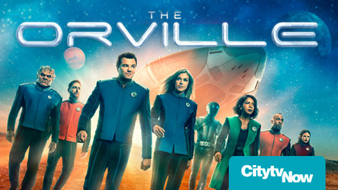 Watch The Orville Online - See New TV Episodes Online Free | Citytv